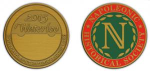 NHS Waterloo Challenge Coin