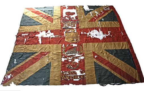Coldstream guards flag