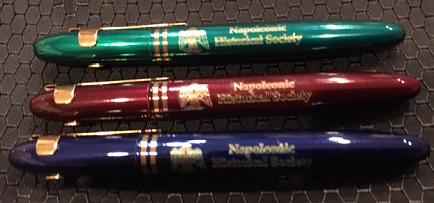 Pen colors
